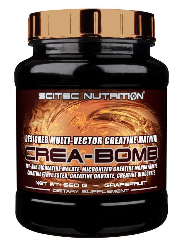 Scitec Nutrition CreaBomb 660 g passion fruit