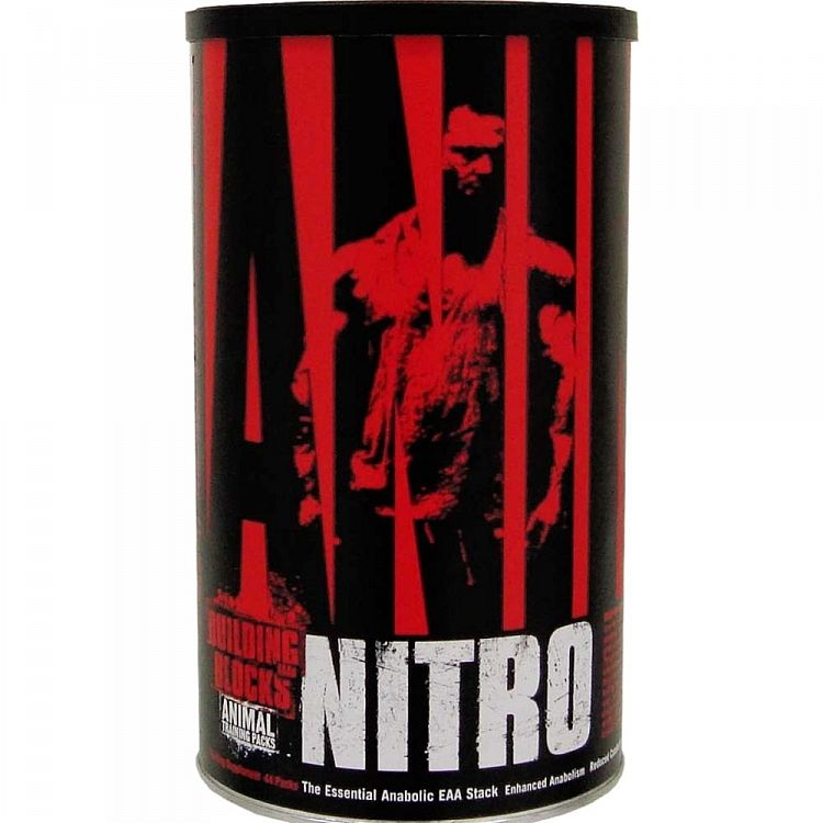 Universal Animal Nitro 44 balíčkov