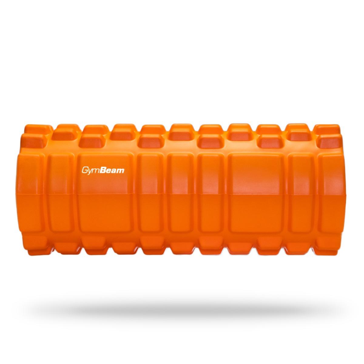 Válec na cvičení Fitness Roller Orange - GymBeam