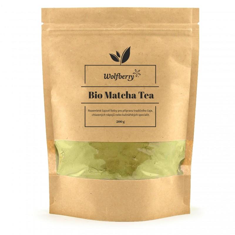 BIO Matcha čaj - Wolfberry