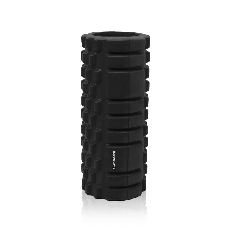 Válec na cvičení Fitness Roller Black - GymBeam