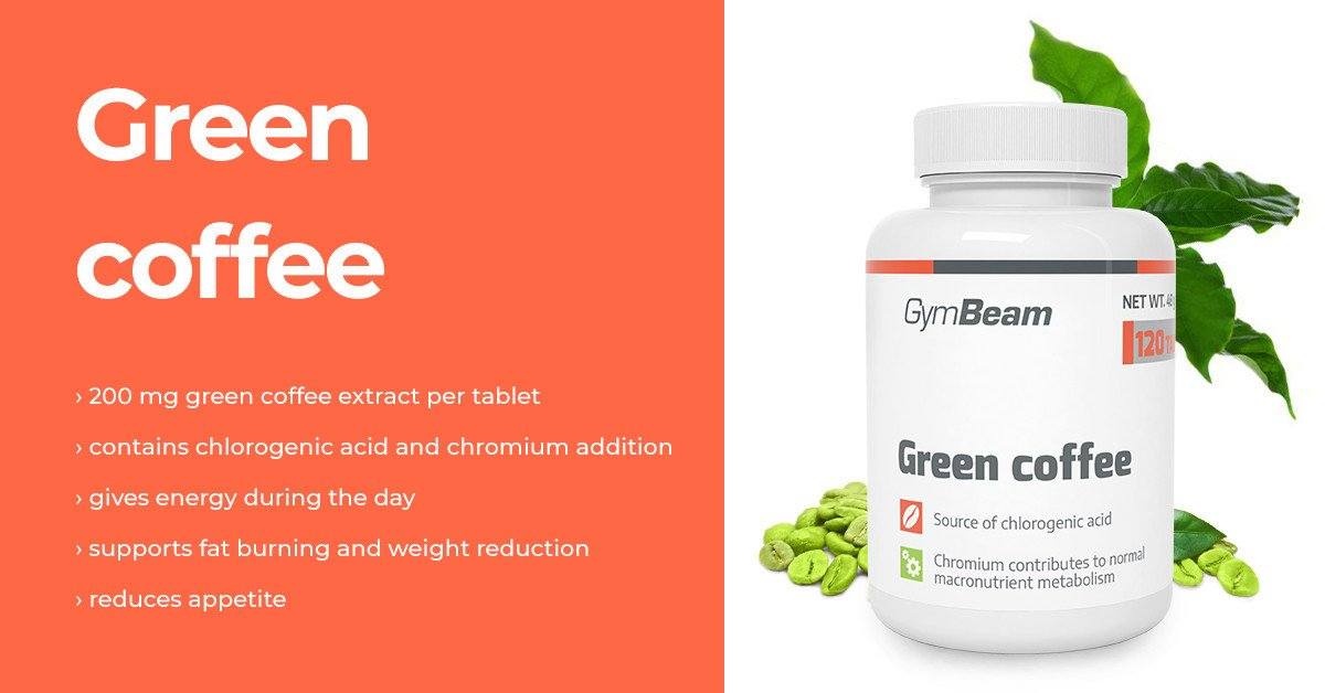 Green Coffee - GymBeam