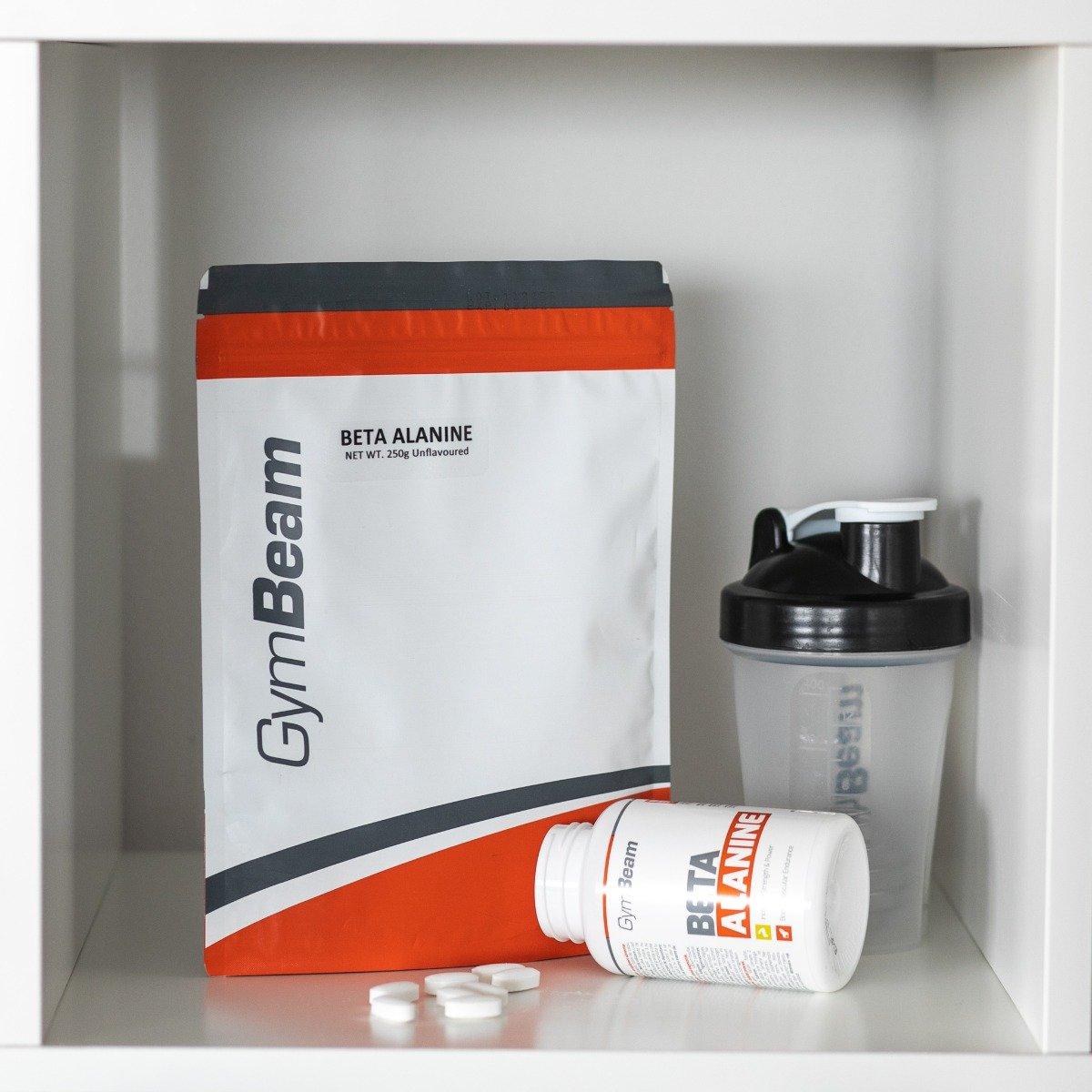 Beta alanín 120 tab - GymBeam