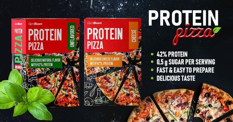 protein pizza- gymbeam