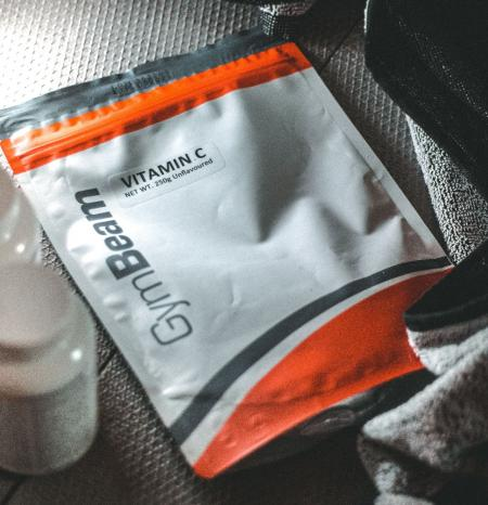 Vitamin C Powder - GymBeam