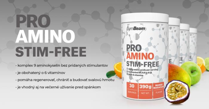 ProAMINO stim-free - GymBeam