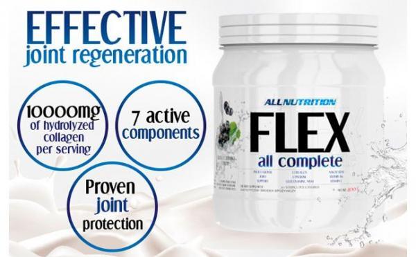 Комплекс для суставов и связок Flex All Complete AllNutrition