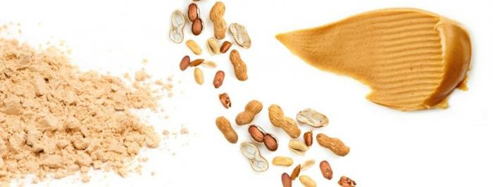 aký je rozdiel medzi práškovým a klasickým arašidovým maslom?