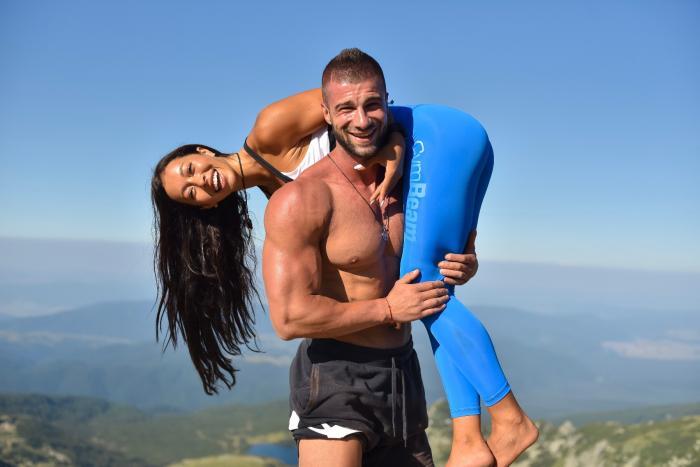 női testépítés randi