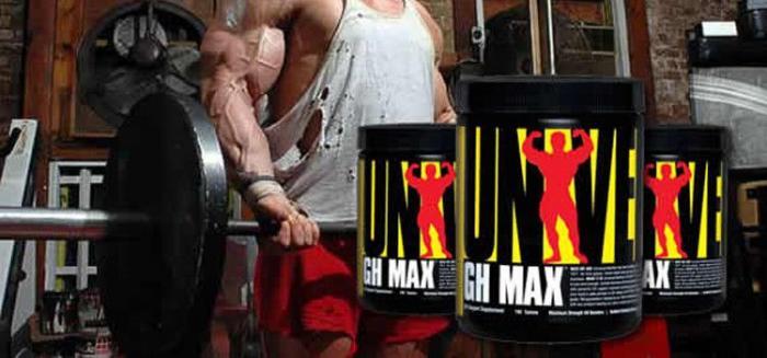 gh max - hormon de creștere
