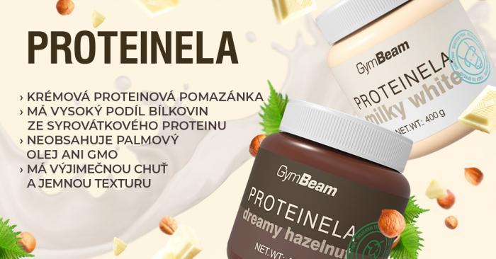 Proteinela - GymBeam