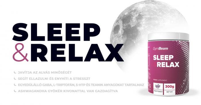 Sleep & Relax - GymBeam