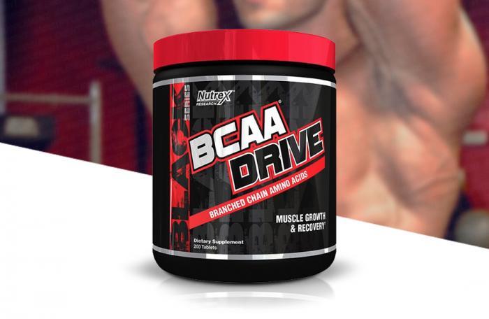 BCAA Drive - Nutrex