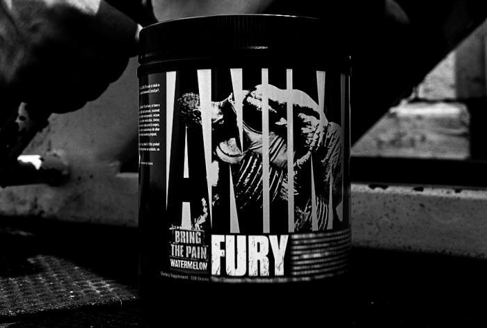 Stimulent de pre-antrenament Animal Fury - Universal Nutrition