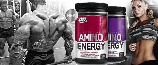 Amino Acids Amino Energy 270 g - Optimum Nutrition