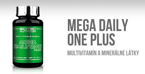 Mega Daily One Plus scitec